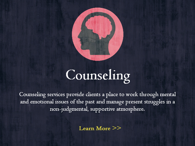 Counseling Banner